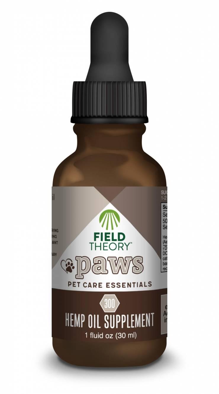 hemp oil paws