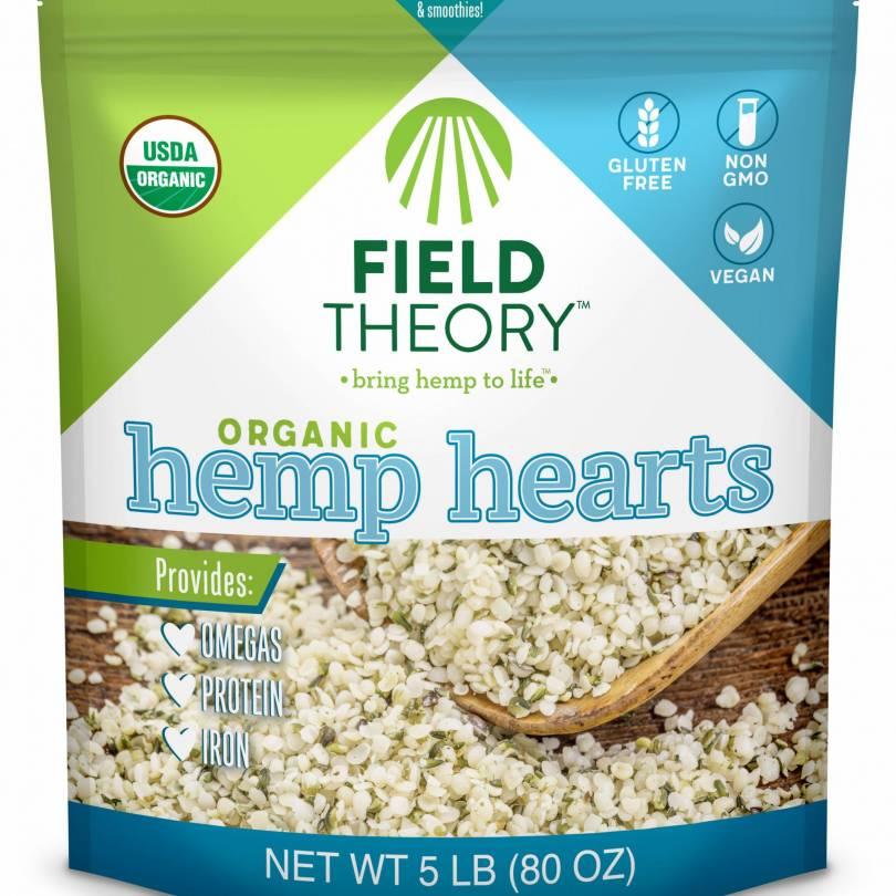 organic hemp hearts