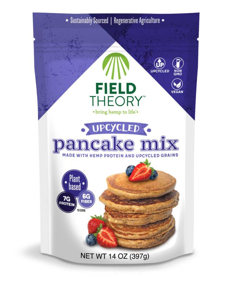 Field Theory Upcycled Pancake Mix